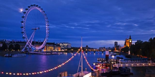 London's Eye
