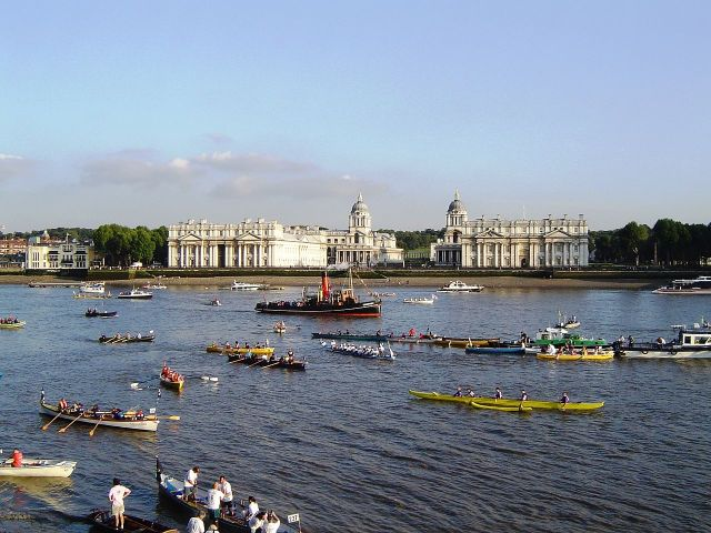 Head of the River Race - Thames