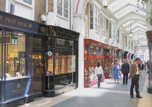 3 shops