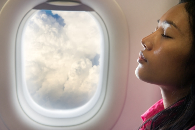 Sound sleep at flight tips