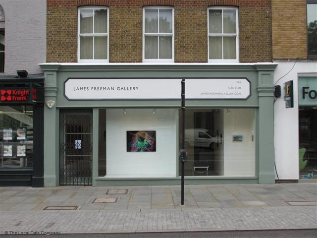 James Freeman Gallery