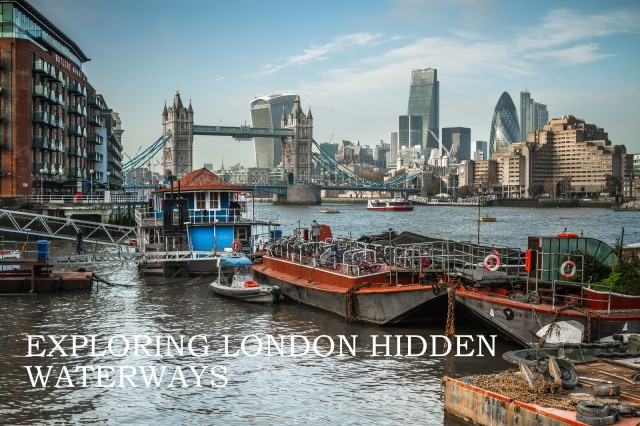 London Hidden Waterways