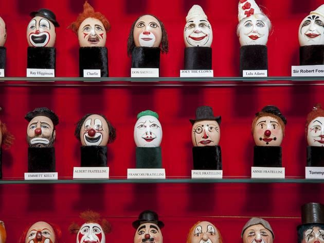 Clowns Gallery Museum