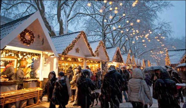 Christmas Markets Chelsea
