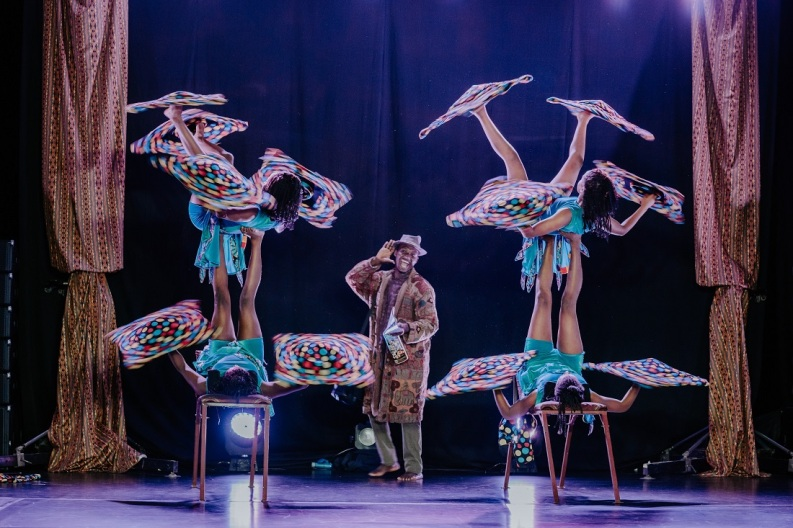 Ethiopian Dreams Circus Singapore