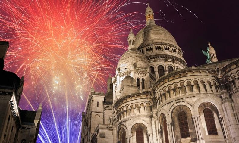 Sacre Coeur Festivities