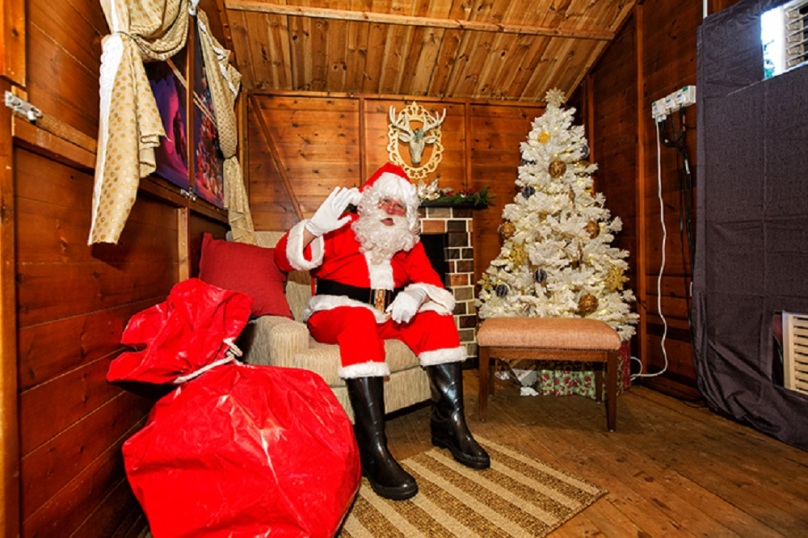 Santa Claus Alpine House