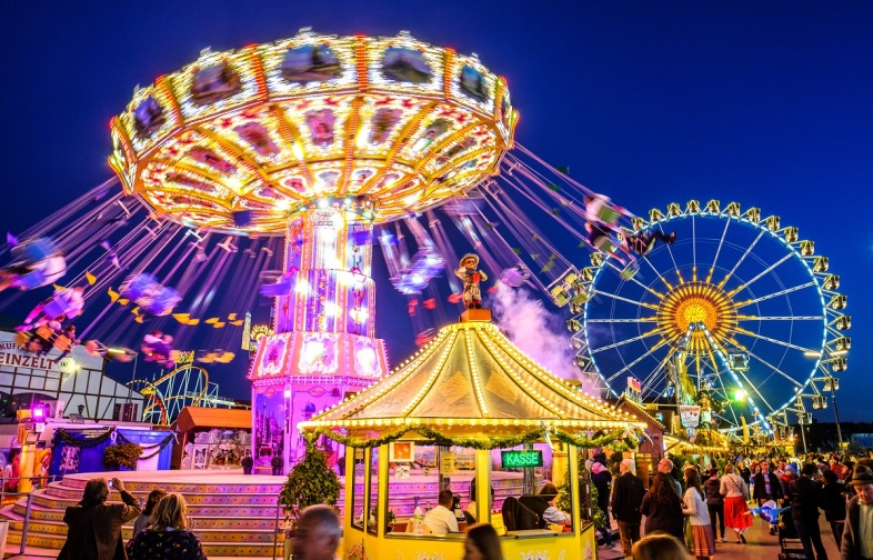 winter wonderland carnival rides singapore
