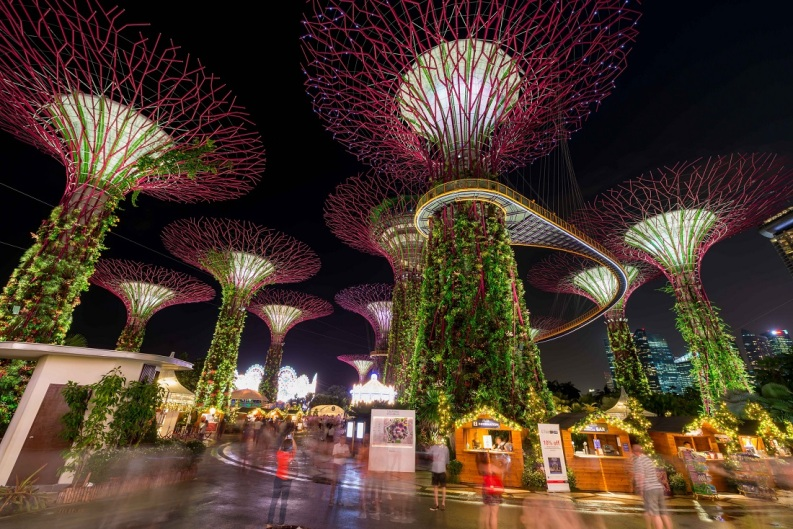Winter Wonderland Singapore