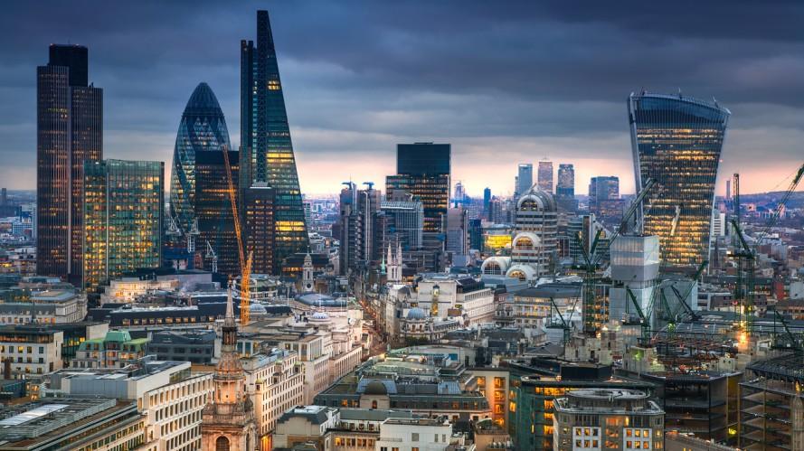 city of london skyscrapper