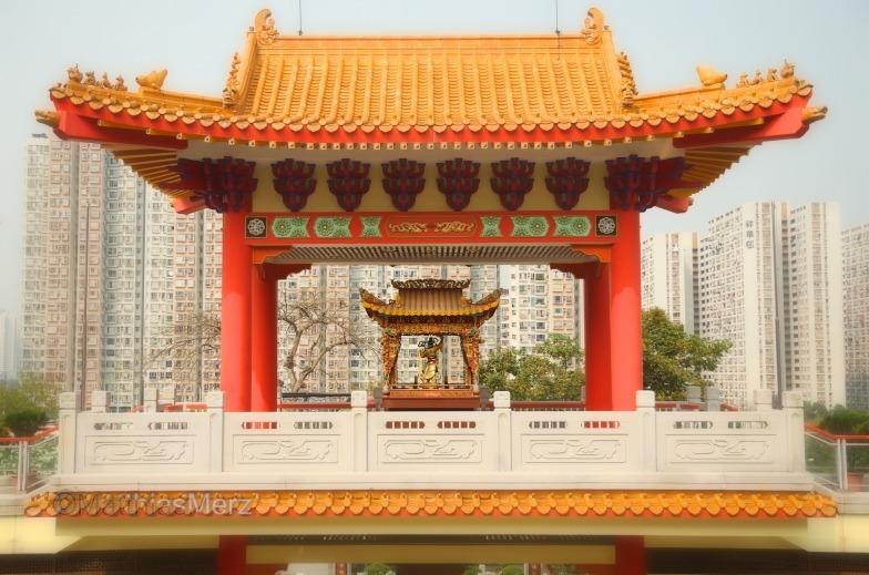 Tao temple of Hong Kong
