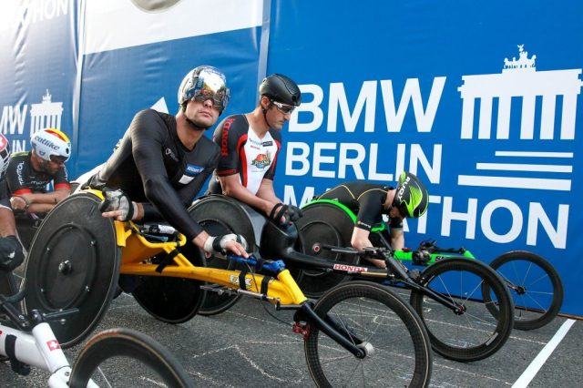 Wheelchair Marathon Berlin